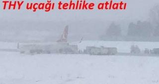 THY uçağında büyük panik!