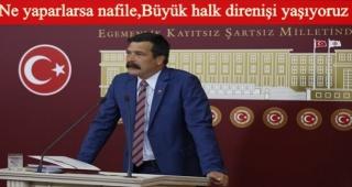 TİP Genel Başkanı Erkan Baş: Önce İstanbul'u sonra iktidarı kaybedecekler