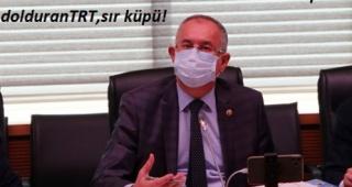 TRT'nin yeni yönetimini de değerlendiren Sertel: TRT'ye SETA'cılar getirildi