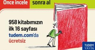 TUDEM'de Kitap alışverişinde yepyeni bir dönem başlıyor
