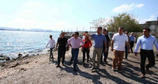 Turan, İzmir'in yeni Kordon'u olacak